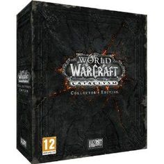 World of WarCraft: Cataclysm Collectors Edition 49,95€ (ei postikuluja)