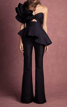 Ivy Lexton Flower Belt by JOHANNA ORTIZ for Preorder on Moda Operandi