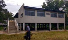 Trabajos la isla Botija para garantizar el dictado de clases