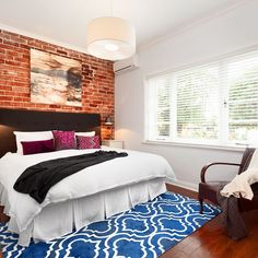 Sunday morning dreams #bedroom #decor #exposedbrick #interiordesign #manning #perth #luxlivIing #archdaily #architecture #estate #agent #dreamhome #propertyporn #design #inspo #aus #austraila #ausproperty #home #homeinspo #houseoftheday #perth  #perthproperty #perthrealestate #realestateperth #propertyperth #realestate #realestatephotography #cribcreative