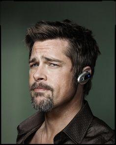 Brad Pitt by Dan Winters