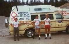 Iconic Terry Fox van endures long after Marathon of Hope