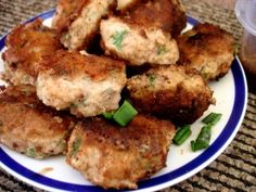 paleOMG: Cilantro Chicken Nuggets