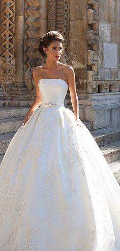 Gorgeous Ballgown - Milla Nova Wedding Dress