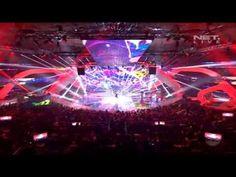 Agnez Mo Shut Em Up Live Grand Launching Net.Tv #agnezmo