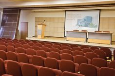 Moscow 1 + Moscow 2 Conference Halls