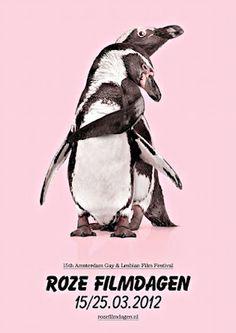 Roze Filmdagen: Amsterdam Gay & Lesbian Film Festival 2012 official poster A