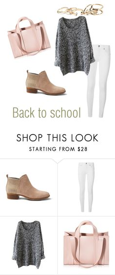 """""""🤓🤓"""" by bayan-f ❤ liked on Polyvore featuring TOMS, Burberry, Corto Moltedo and GUESS"""