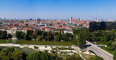 Neubau-Immobilien München: Urbane Gebiete in München. Bild: EUROBODEN Ungererstraße https://neubau-muenchen.com/2017/05/08/urbane-gebiete-in-muenchen/ #Immobilien #München #Neubau