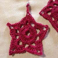 Tina's handicraft : Crochet Pretty Earings