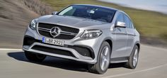 Rebellion knows no bounds. Mercedes-Benz cuts the square roof off the crossover SUV, then adds a 577 horsepower V8. Meet the Mercedes-AMG GLE63 S Coupe.