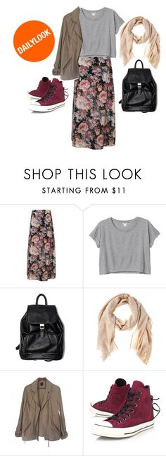 """new look for 2015"" by dhitabella ❤ liked on Polyvore featuring Glamorous, Monki, Gregory Ladner, SWILDENS, Converse, ootd, casualoutfit, hijab, Hijabinspiration and proudlyhijab"