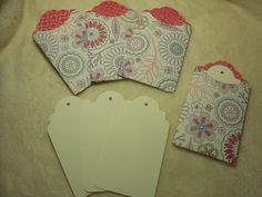 Items similar to Tag Piece Set of Very Pretty Summer Blooms Scrapbooking Tags and Tag Pockets on Etsy Free In French, Handmade Tags, Scrapbook Embellishments, Hang Tags, Light Beige, Mini Albums, Red Roses, Gift Tags, Card Stock