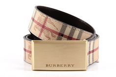 Burberry Belt Haymarket Barnsfield (3690218)  http://www.outletdelfashion.it/man-accessories/?p=50