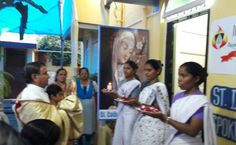 The Relics of the Dominican Saints Visit Juhu, Mumbai, India | Order of…