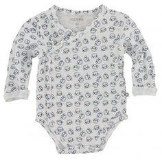 Noppies baby - Rompertje Schonk wit € 14,99