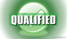 i am...Qualified