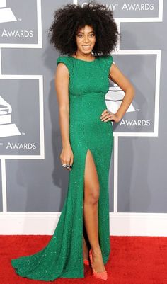 #solangeknowles   the new top color- emerald
