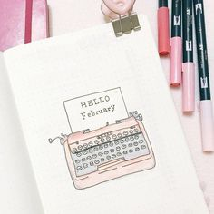 Planner Decoration Ideas for Bullet journals and Agendas. Amazing Bullet Journal… Planner Decoration Ideas for Bullet journals and Agendas. Bullet Journal Spreads, Bullet Journal Ideas, Bullet Journal Notebook, Bullet Journal Aesthetic, Bullet Journal Layout, Bullet Journal Inspiration, Bullet Journals, Bullet Journal Decoration, Minimalist Bullet Journal