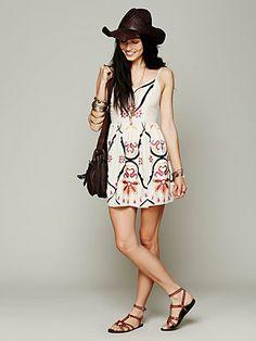 Garden Party Dress...love it...can't imagine wearing it.