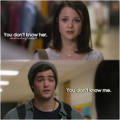 """#FindingCarter 2x13 """"Native Son"""" - Carter and Ben"""