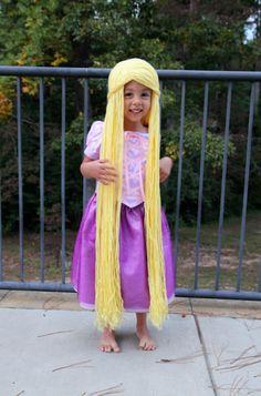 Rapunzel Costume tutorial - Sew Like My Mom