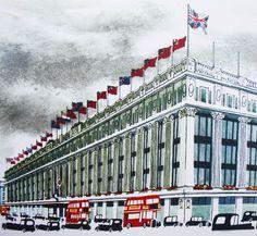 This is London by M Sasek