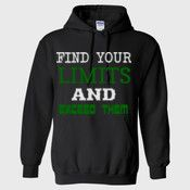 Find Your Limits Hoodie