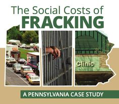 A new report by Food and Water Watch (FWW) examines the social impacts of fracking; comparing traffic, crime and sexually transmitted infections in rural Pennsylvania counties. Using a decade worth of county-level data, they compare the differences between counties with substantial fracking and without, and how these counties have changed over time, from before the boom until after it set in.