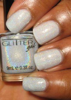 Glitter Gal - Light as a Feather ($11)