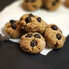 Raw Cookie Dough Bites (Vegan)   Detoxinista