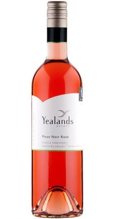 Pinot Noir Rose Black Label Yealands Estate. I love Pinot noir. I want to try this!