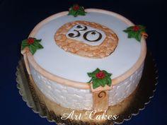 Church Aniversary Cake