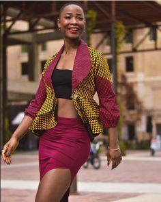 "1,430 Likes, 5 Comments - Ankara Styles By Mawuli (@ankarastyles) on Instagram: ""Designer  @fulbekloset #ankarastyles #inspo #ankara #stylish #styleinspo #fashioninspo"""
