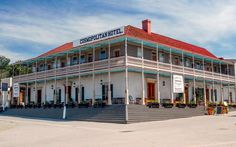 The Cosmopolitan Hotel is nearly 200 years old. That is a lot of time to…