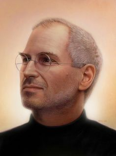 Steve Jobs by Tim O'Brien