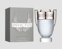 Invictus Paco Rabanne cologne - a new fragrance for men 2013 - Parfumerie et parapharmacie - Parfumeries - Paco Rabanne