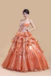 カラードレス プリンセス