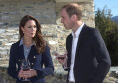 The Duke and Dutchess Take Some Couple-TIme