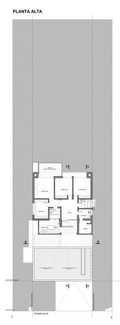 Gallery of House Patio / ARRILLAGA PAROLA Arquitectos - 24
