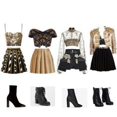 Kpop Fashion Outfits, Stage Outfits, Dance Outfits, Simple Outfits, Cute Outfits, Pastel Goth Outfits, Fashion Bella, Kate Dress, Concert Fashion