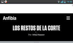 Una lectura profunda para conocer el proceso de deterioro de la Corte. Sugiero a @Irihauser! http://www.revistaanfibia.com/cronica/los-restos-de-la-corte/…