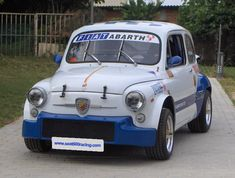 seat 600 racing se vende seat 600 abarth Fiat 600, 4x4, Fiat Abarth, Steyr, Rally Car, Car Humor, Fast Cars, Cars And Motorcycles, Super Cars
