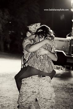 oh, my heart. this is so precious. the best hug.