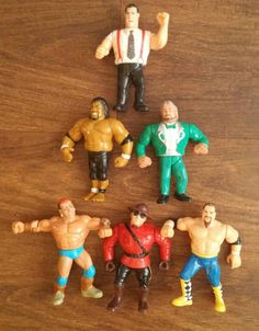 1000 Images About Wwf Wwe Memorabilia Action Figures On