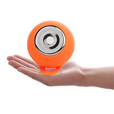 Special Offers - Uniway MY01 Portable Spaker Stylish Bluetooth Speaker With the complimentary 16GB TF cardNoise Cancelling Wirless Speaker Mini Speaker Supports hands free calls And Surround Stereo Voice-Orange - In stock & Free Shipping. You can save more money! Check It (August 09 2016 at 12:04AM)…