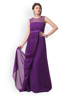 Purple-Maxi-Dress- Purple Party, Indian Bridal Wear, Prom Dresses, Formal Dresses, Designer Gowns, Party Gowns, Green Dress, Trending Outfits, Purple Maxi