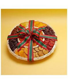 Jr. Mayor's Pack - A combination of ten different dried fruit snacks: Apricots, pears, nectarines, peaches, angelino plums, prunes, dates, jumbo raisins, jumbo golden raisins and figs. $44.00 at www.circlekranch.com