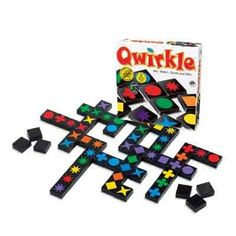 Qwirkle Board Game - http://www.tutorfrog.com/qwirkle-board-game-2/  #Toys #Coolproducts #Bestsellers