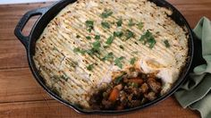 Turkey Shepherd's Pie Recipe by Clinton Kelly - The Chew